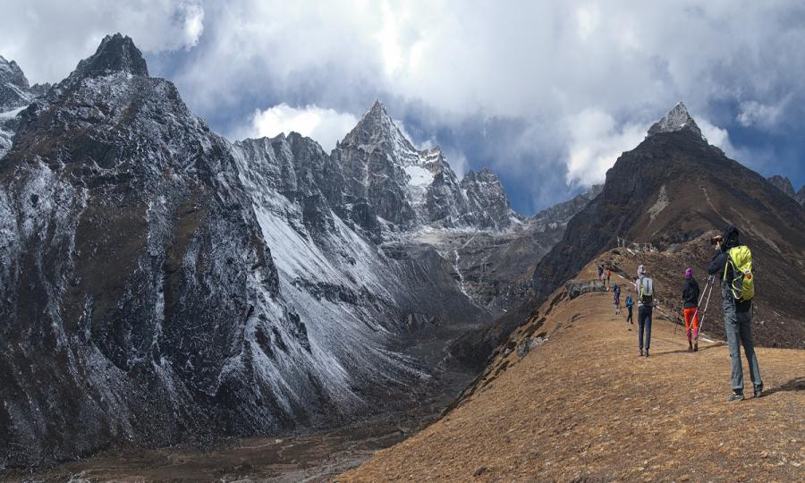 Privatreise Nepal intensiv und zu Fuß - 18 Tage_38251