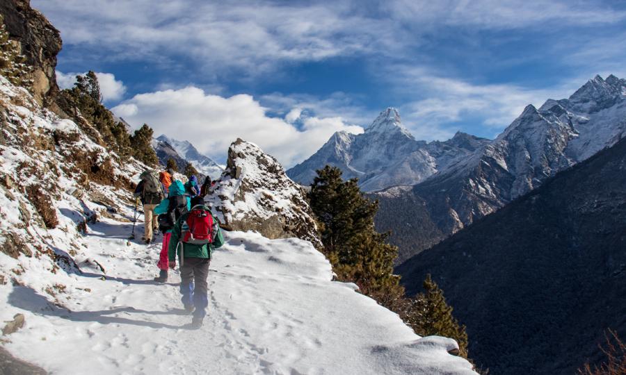 Privatreise Nepal intensiv und zu Fuß - 18 Tage_38250