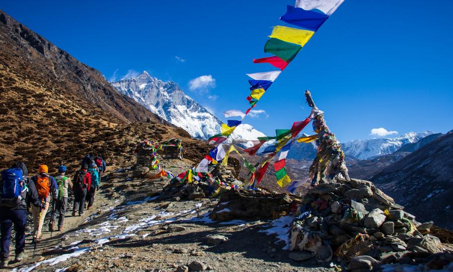 Privatreise Nepal intensiv und zu Fuß - 18 Tage_38249