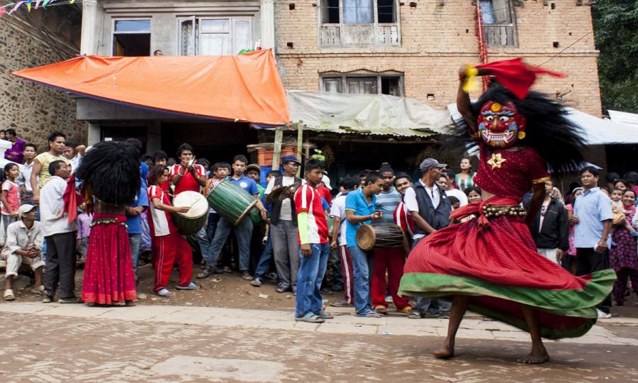 Privatreise Faszinierende Tempelkultur Nepals  - 15 Tage_38240