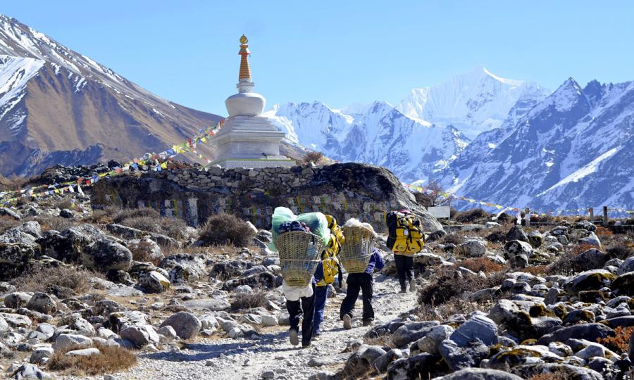 Privatreise Nepal intensiv und zu Fuß - 18 Tage_38248