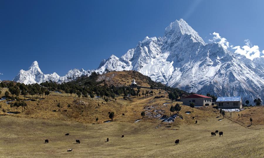 Privatreise Nepal intensiv und zu Fuß - 18 Tage_38247