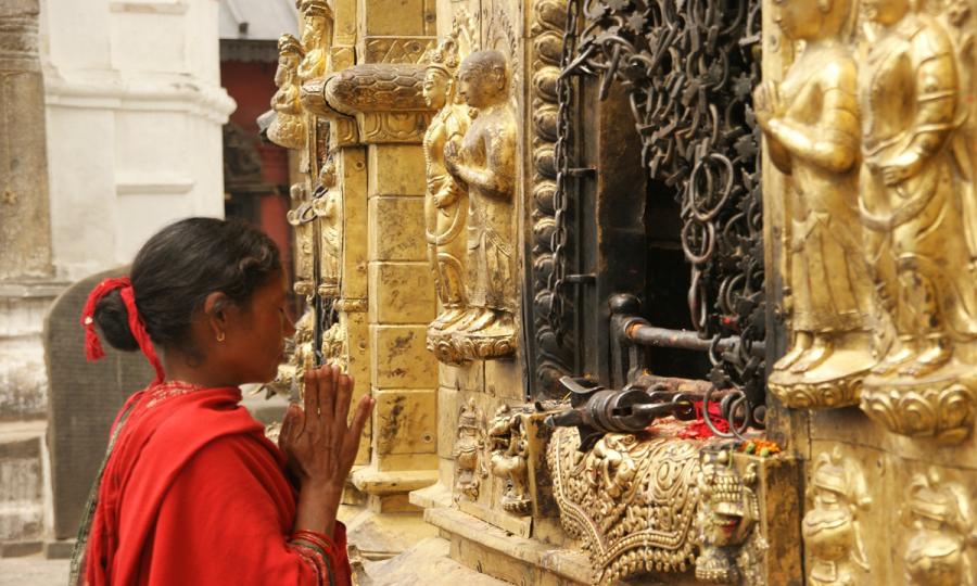 Privatreise Nepal intensiv und zu Fuß - 18 Tage_38246