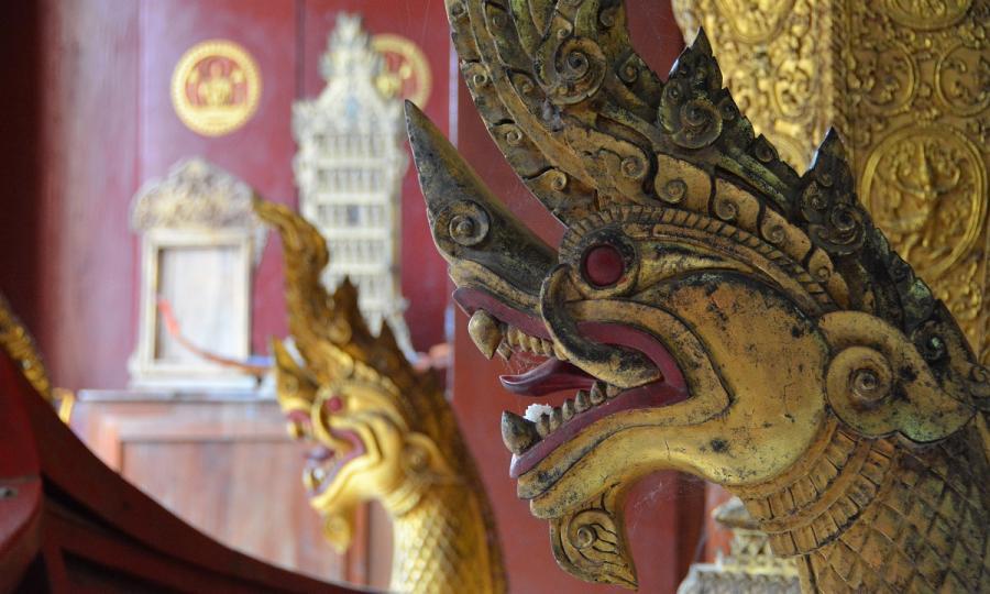 Entlang des Mekongs: Von Nordthailand nach Südlaos_29497