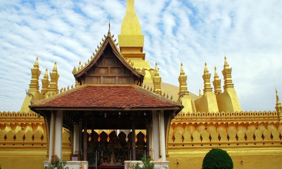 Entlang des Mekongs: Von Nordthailand nach Südlaos_29495