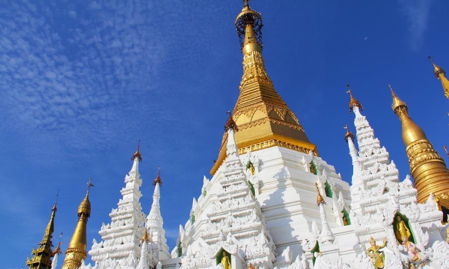 Rund um den Golf von Martaban und Zentral-Myanmar_36522