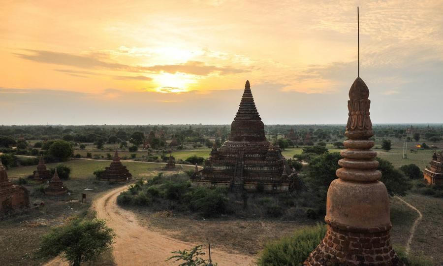 Myanmar entdecken optional mit Badeurlaub_36062