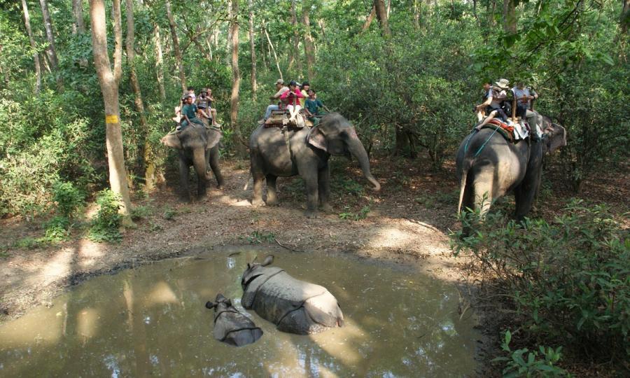 Abenteuerreise durch Nepal_34832