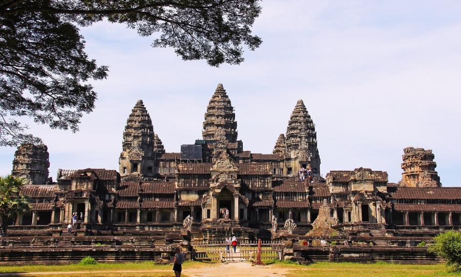 Vietnams Süden mit Angkor und Baden auf der tropischen Insel Phu Quoc_14989