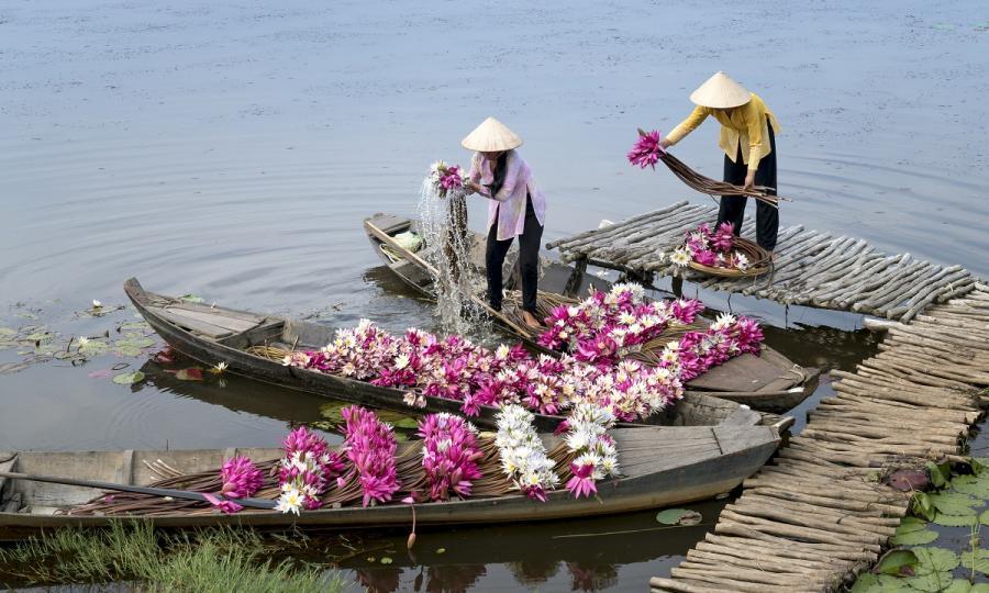 Vietnams Süden mit Angkor und Baden auf der tropischen Insel Phu Quoc_14986