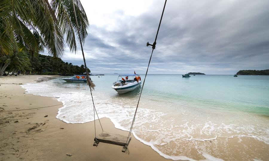 Vietnams Süden mit Angkor und Baden auf der tropischen Insel Phu Quoc_14993