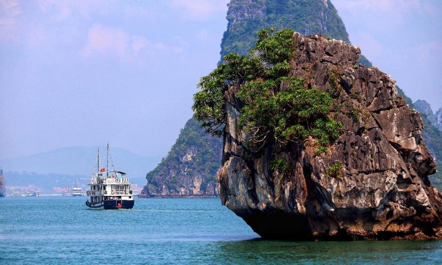 Vietnam ganz authentisch mit den Sakralbauten von Angkor und Badeurlaub in Phan Thiet_14958