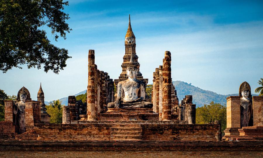 Privatreise entlang des Flusses Kwai zu den Ursprüngen Thailands_38276
