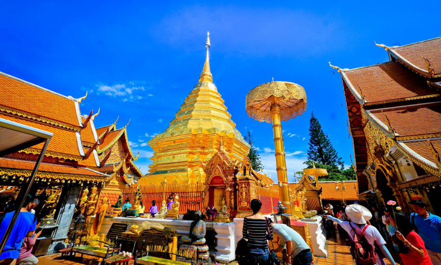 Privatreise entlang des Flusses Kwai zu den Ursprüngen Thailands_38275