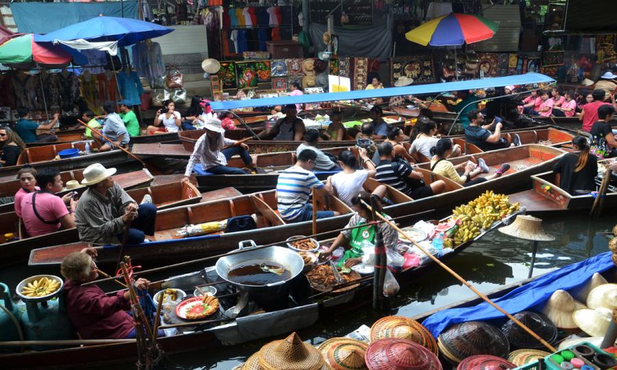 Privatreise entlang des Flusses Kwai zu den Ursprüngen Thailands_38280