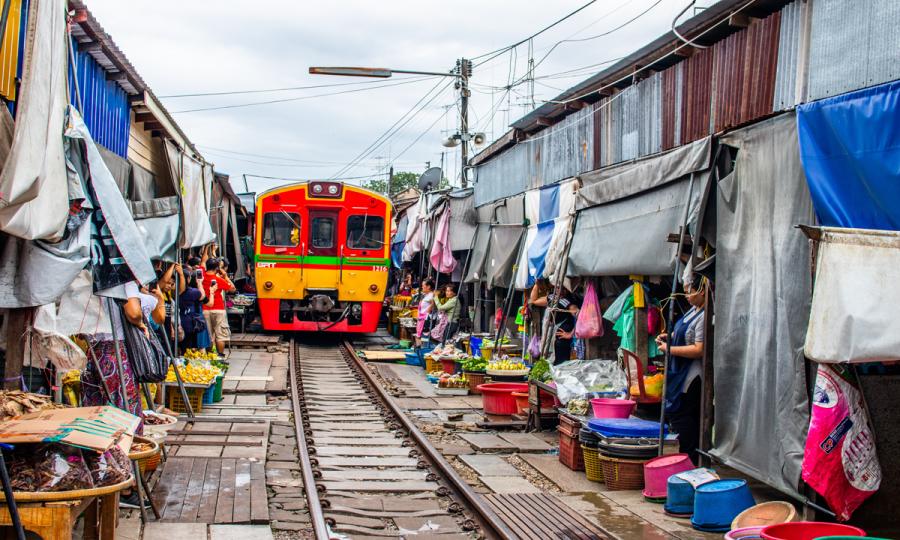 Privatreise entlang des Flusses Kwai zu den Ursprüngen Thailands_38279