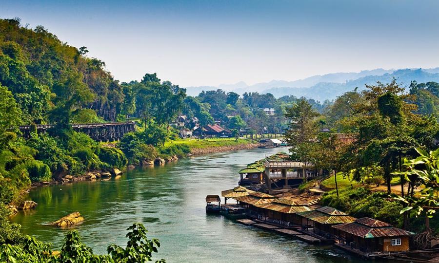 Privatreise entlang des Flusses Kwai zu den Ursprüngen Thailands_38273