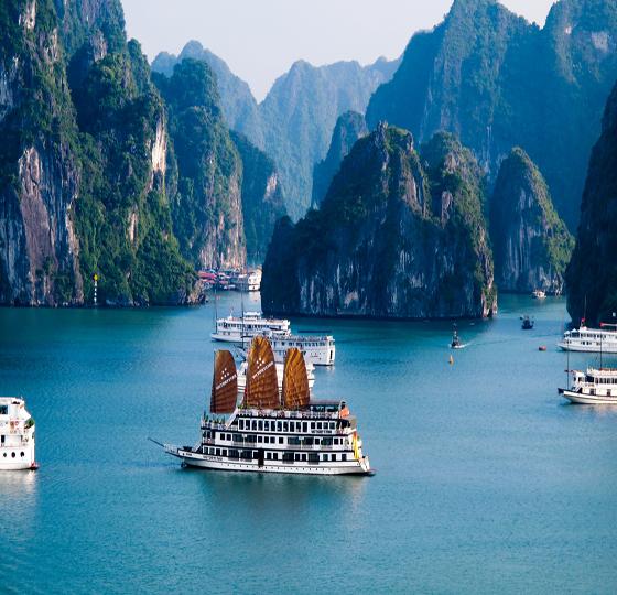 Die klassischen Höhepunkte Vietnams entdecken und unter Palmen auf Phu Quoc entspannen_37484